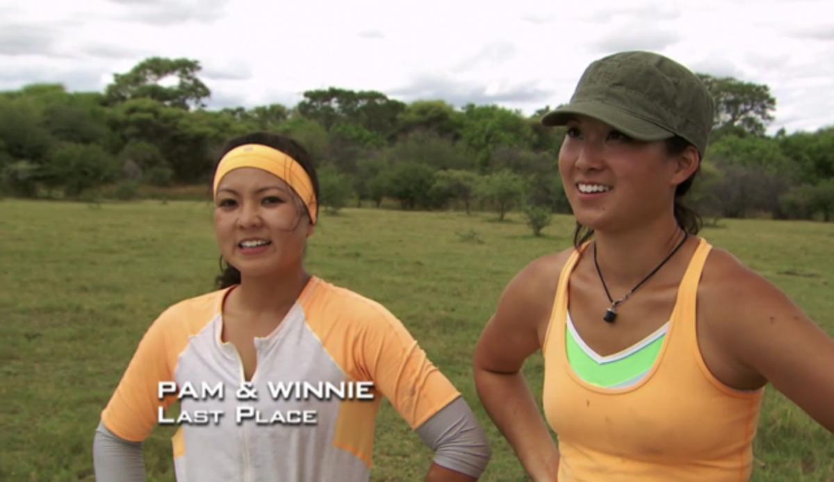 Pam & Winnie