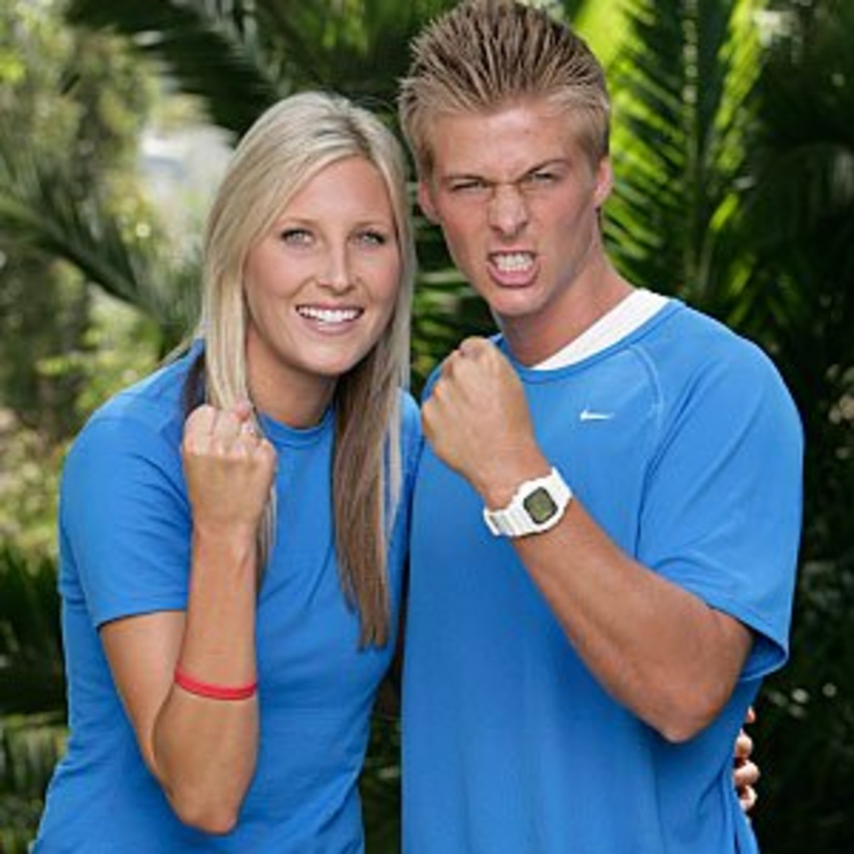 Meghan & Cheyne from The Amazing Race