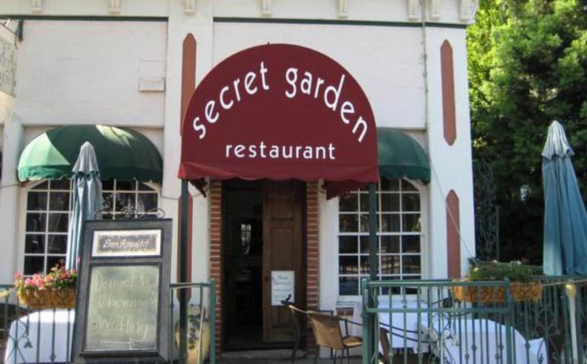 The Secret Garden Ramsays Kitchen Nightmares