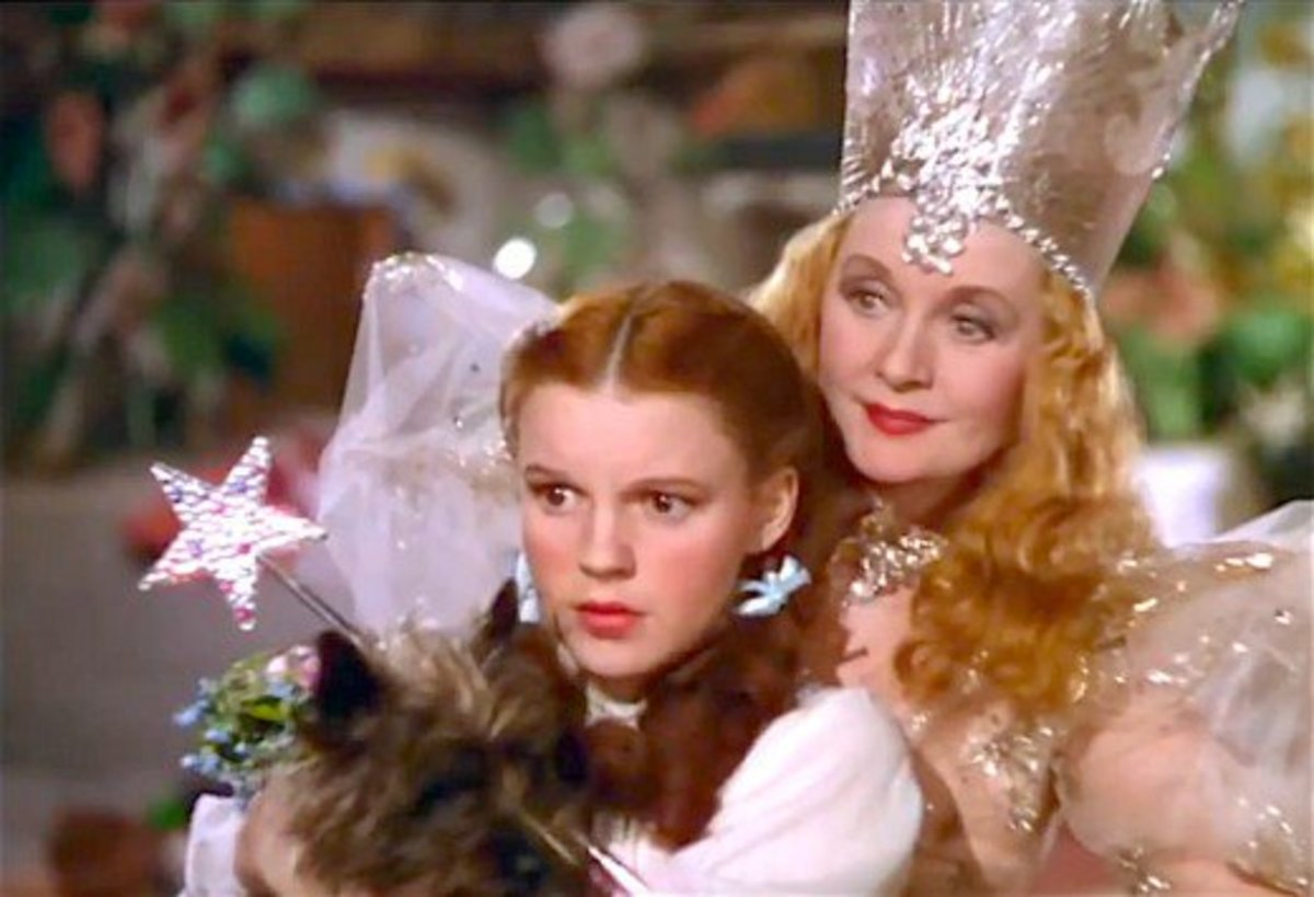 Judy Garland once said she was groped many times during the filming of The Wizard of Oz, but it wasn't good witch Billie Burke who was doing the grabbing.