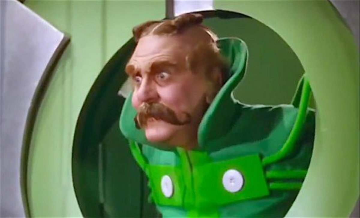 Frank Morgan not only played the eccentric wizard in The Wizard of Oz, but four other roles as well!