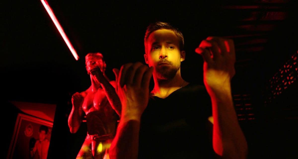 Ryan Gosling's idiosyncratic ambiguous performance style.