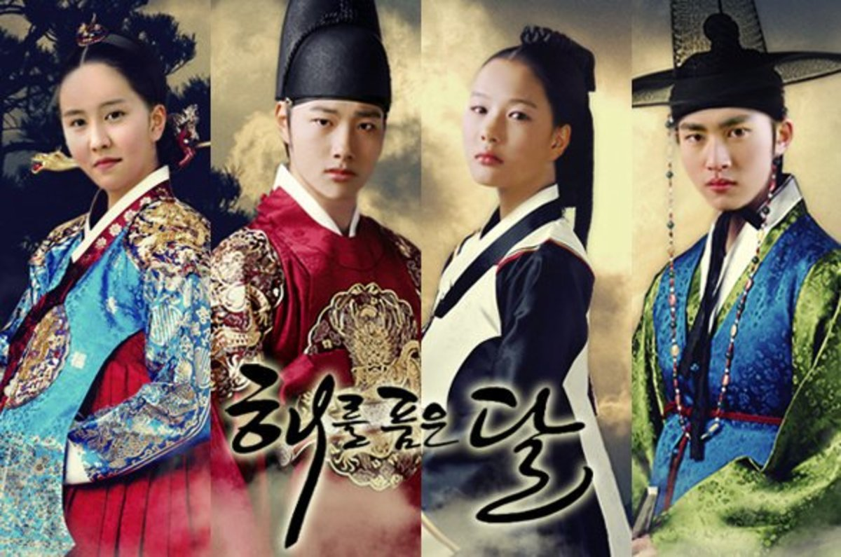 Moon Embracing the Sun | 16 Best Korean Dramas You Need to Watch Right Now