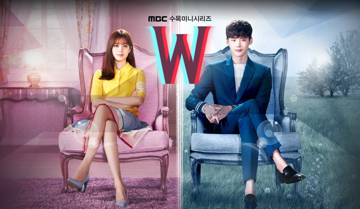 W Two Worlds | 16 Best Korean Dramas You Need to Watch Right Now