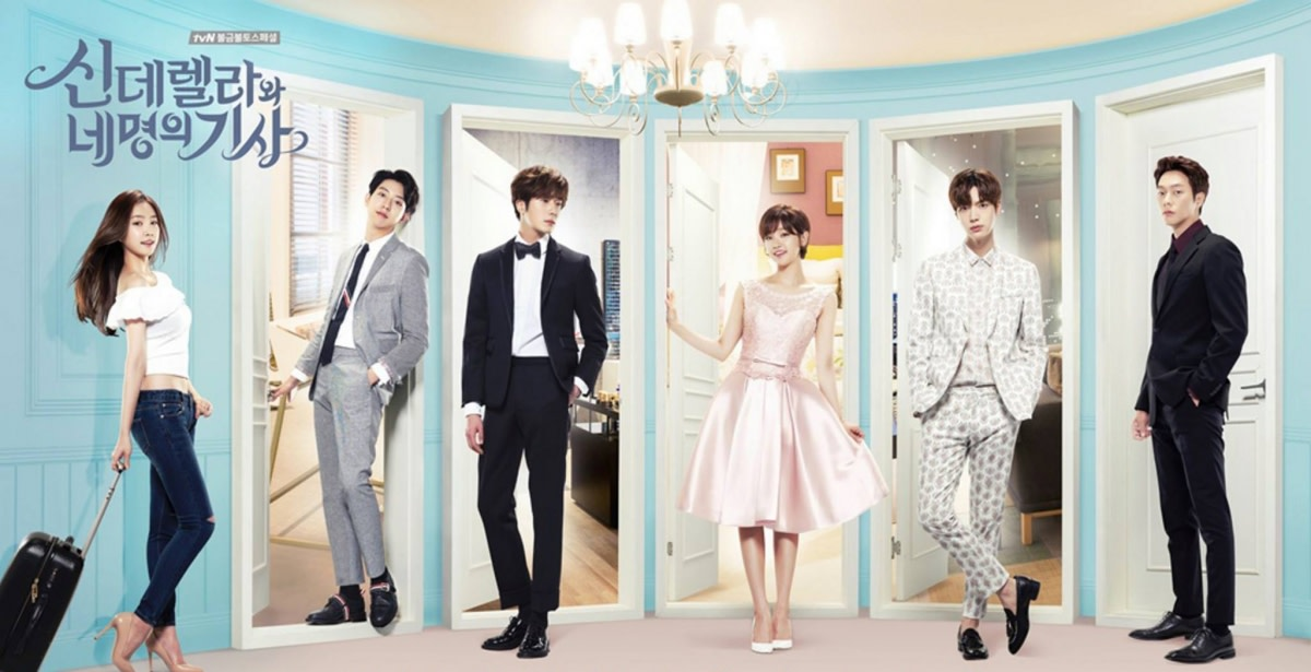 Cinderella and Four Knights | 16 Best Korean Dramas You Need to Watch Right Now