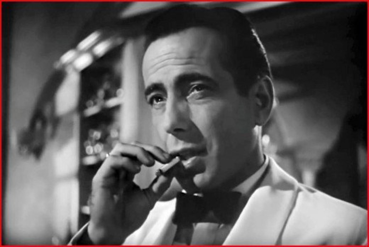 Casablanca won Best Picture in the Academy Awards, and Humphrey Bogart's portrayal of Rick was one of the reasons why.