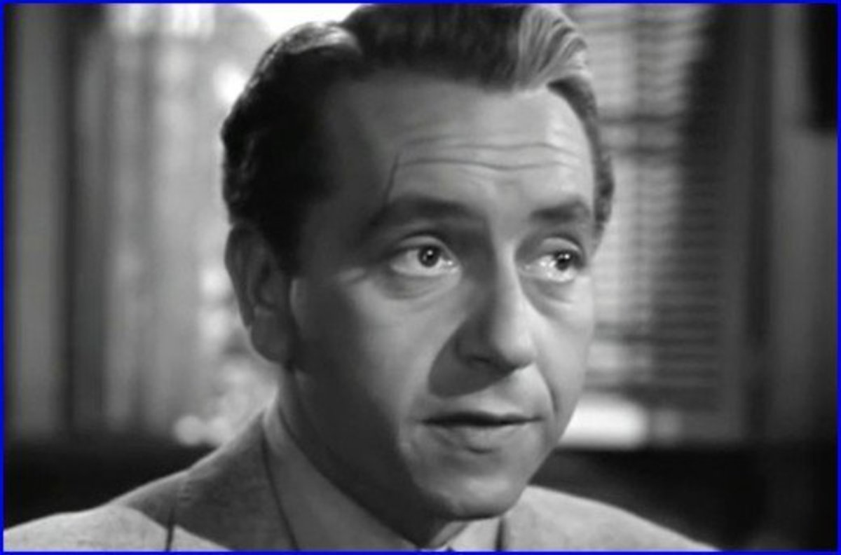 Paul Henreid made up the third player in the Rick and Ilsa love triangle.