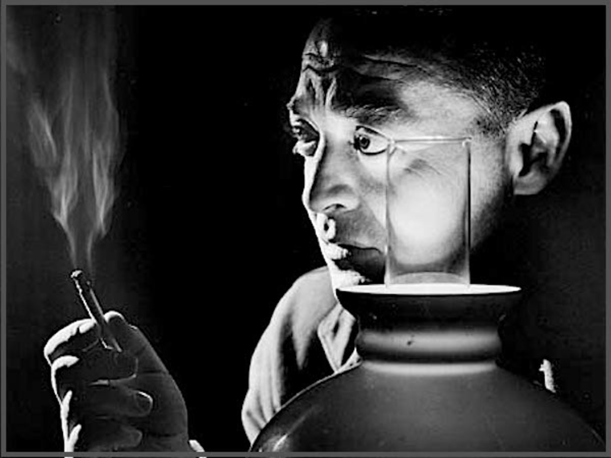 In private life, actor Peter Lorre battled many personal demons, one of which was an addiction to morphine.