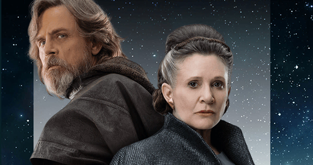 From LucasFilms. Just because two people hold equal power does not mean they would use the same way. This carries over to the Skywalker twins' as they both carry different experiences that shape how they use that inherited power.
