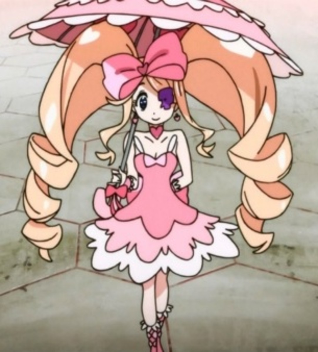 Nui (Kill La Kill) is a yangire, a character similar to a yandere, but without the motivation of a crush on someone.