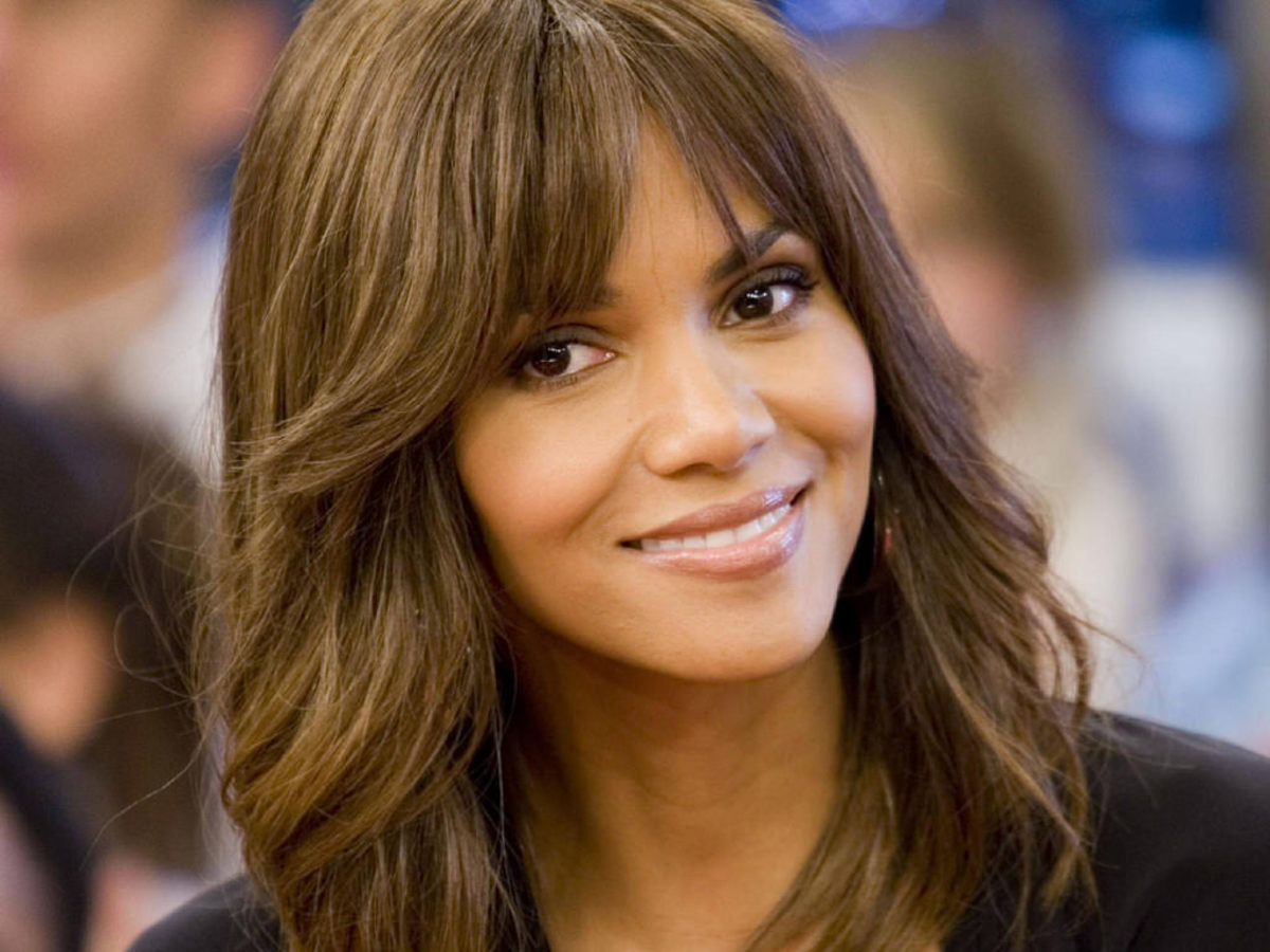 Halle Berry was once homeless.