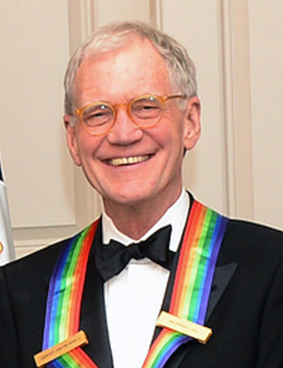David Letterman was once homeless and live out of his car.
