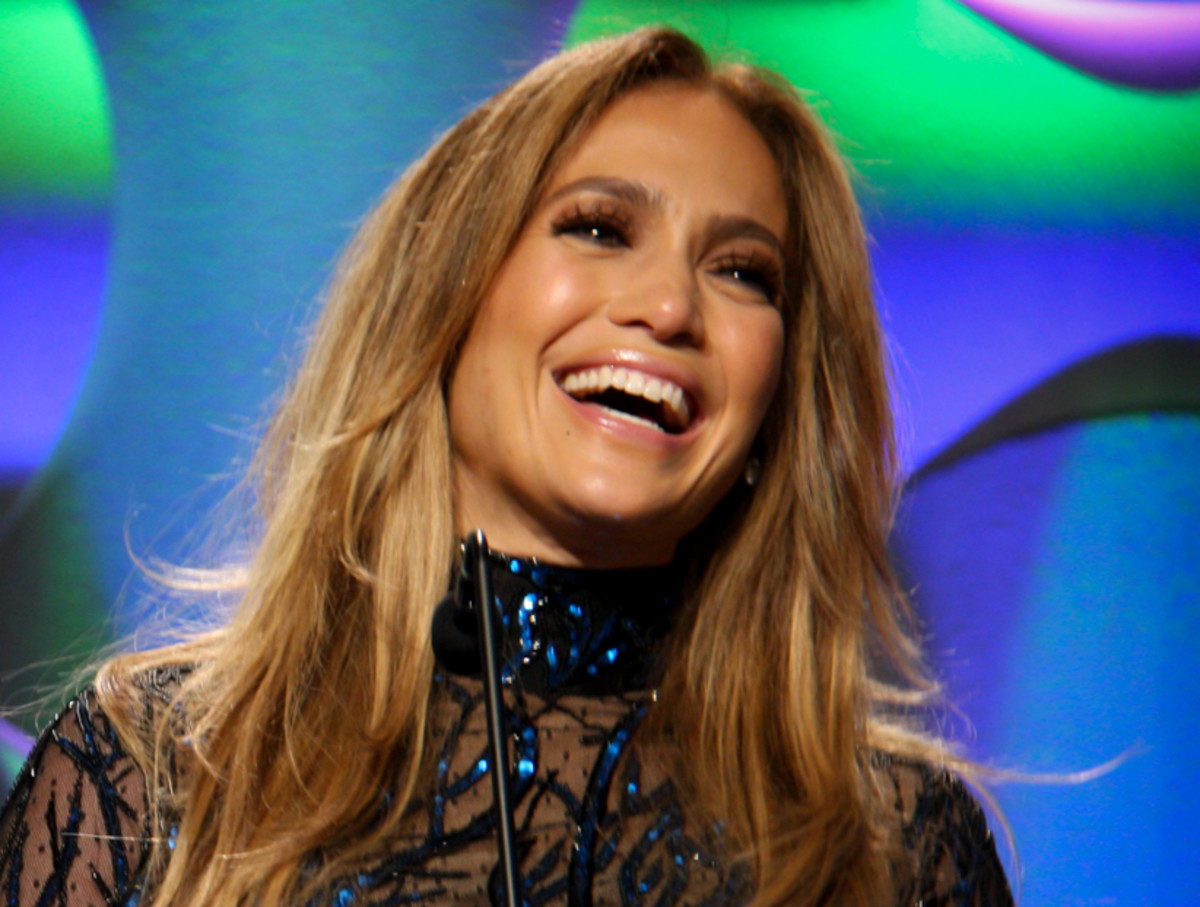 Jennifer Lopez was once homeless