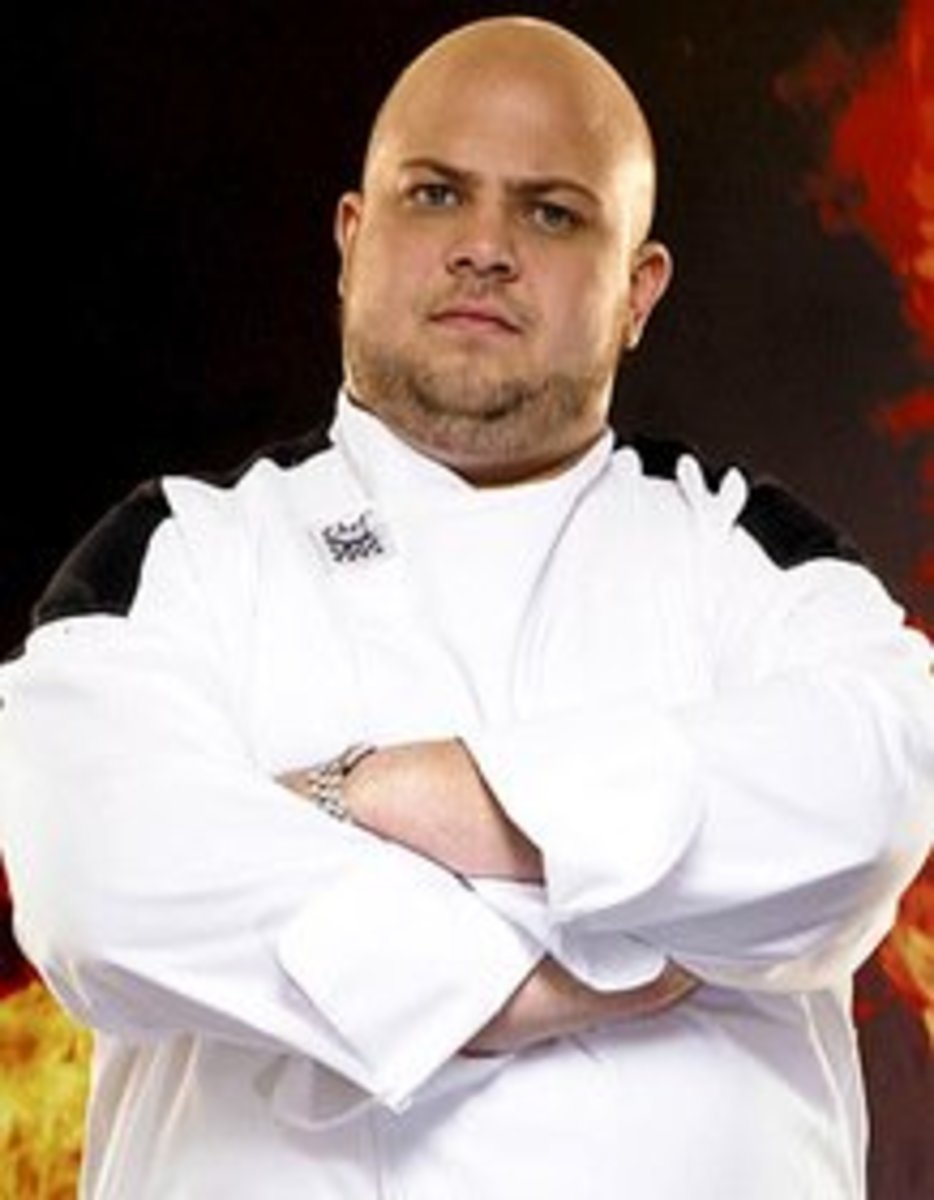 Jason Underwood is one of the most misogynistic chefs in Hell's Kitchen's history.
