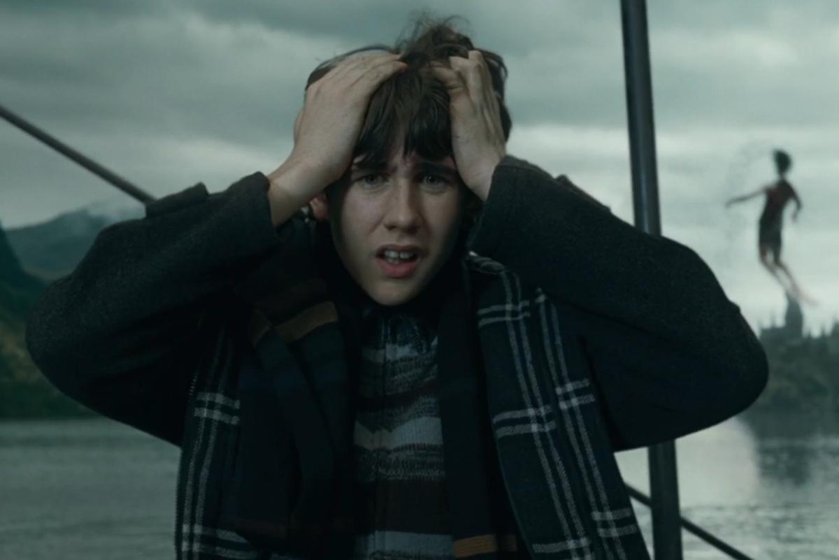 """""""Oh my god! I've killed Harry Potter!"""""""