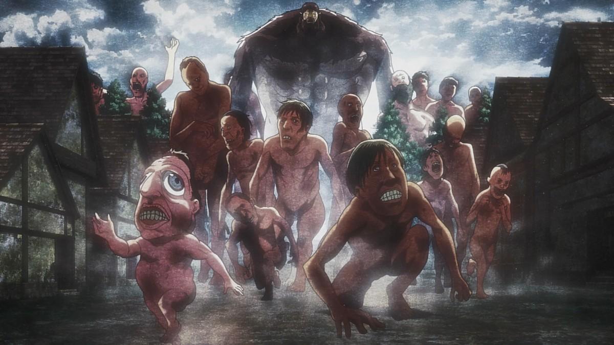 Attack on Titan S2, Wit studio. 2017.