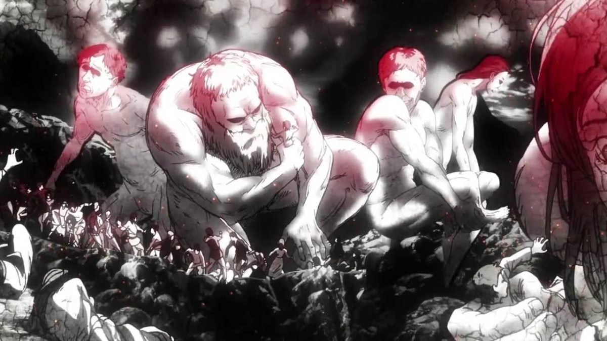 Attack on Titan, Production I.G. 2013.