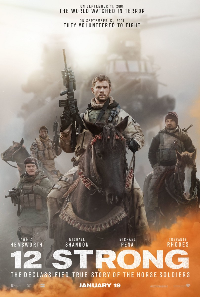 '12 Strong' Movie Review