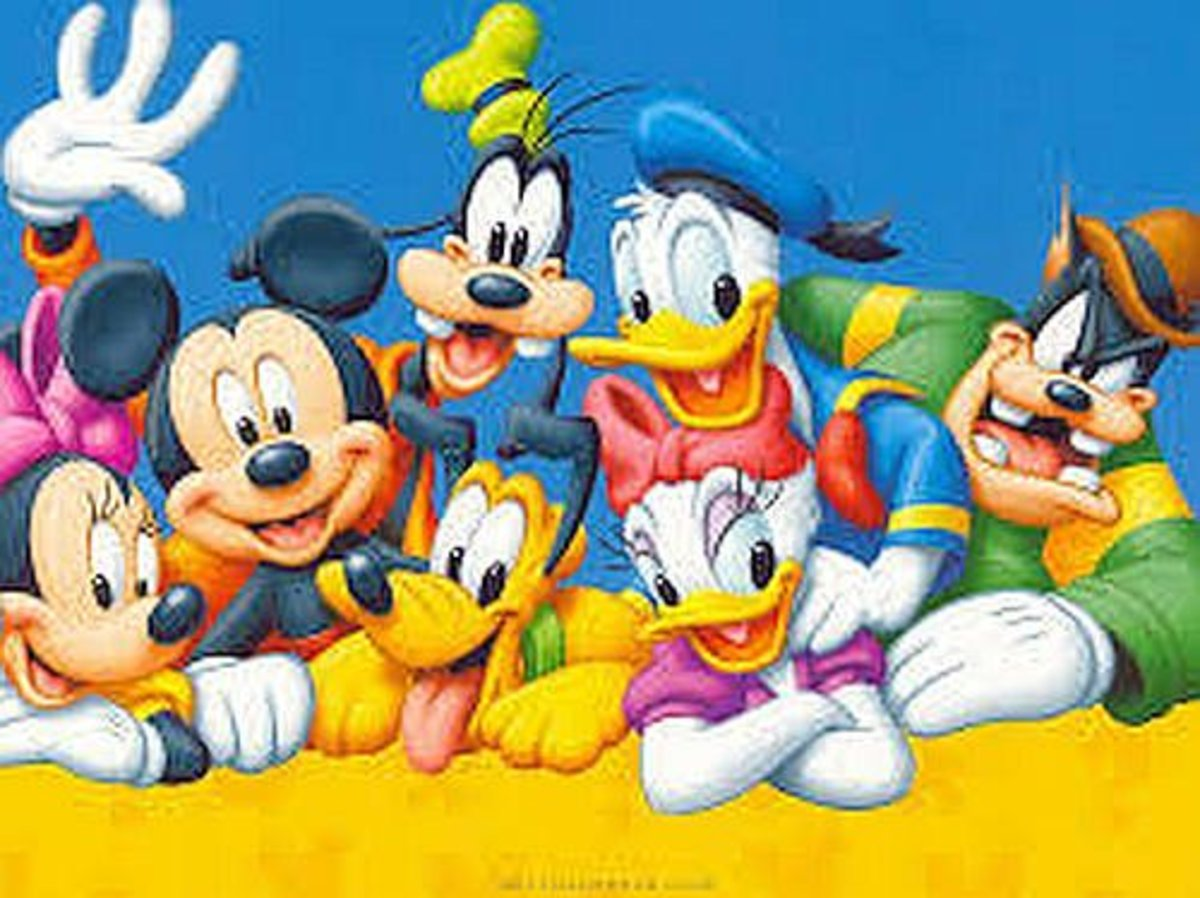 Donald Duck's Friends