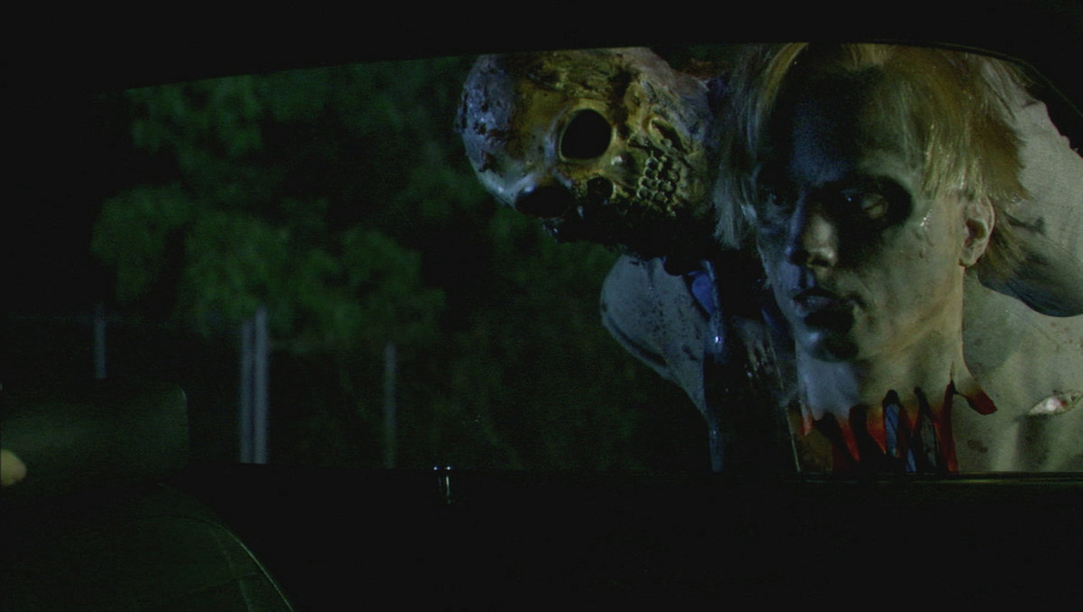 """Did you drop this?"" A shot from, ""Dance of the Dead."""