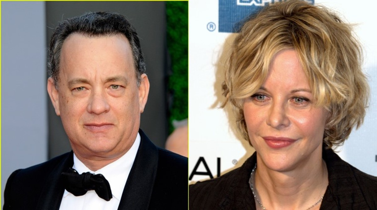 Tom Hanks and Meg Ryan