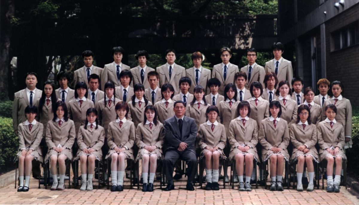 9th Grade Class B Photo
