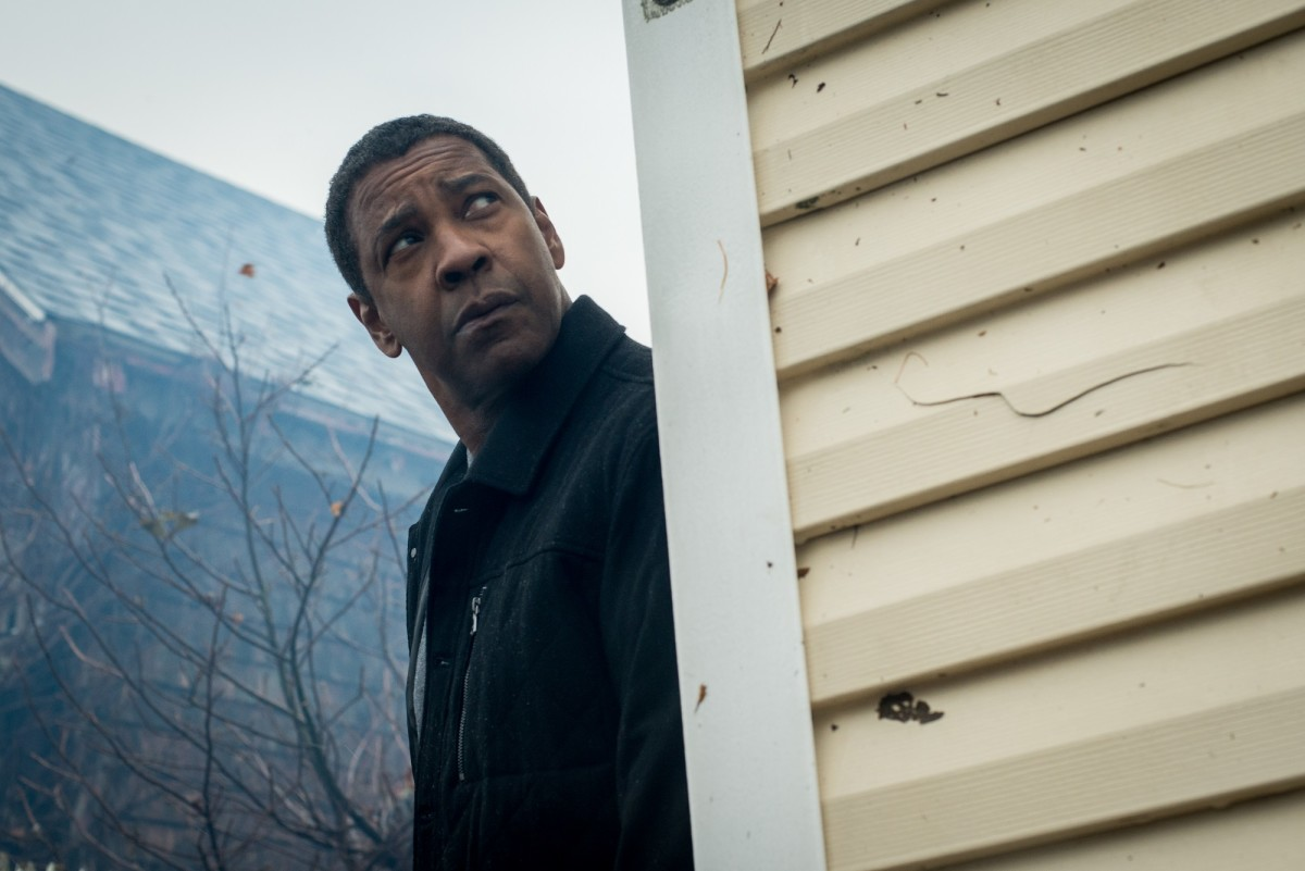 "Denzel Washington as Robert McCall in, ""The Equalizer 2."""