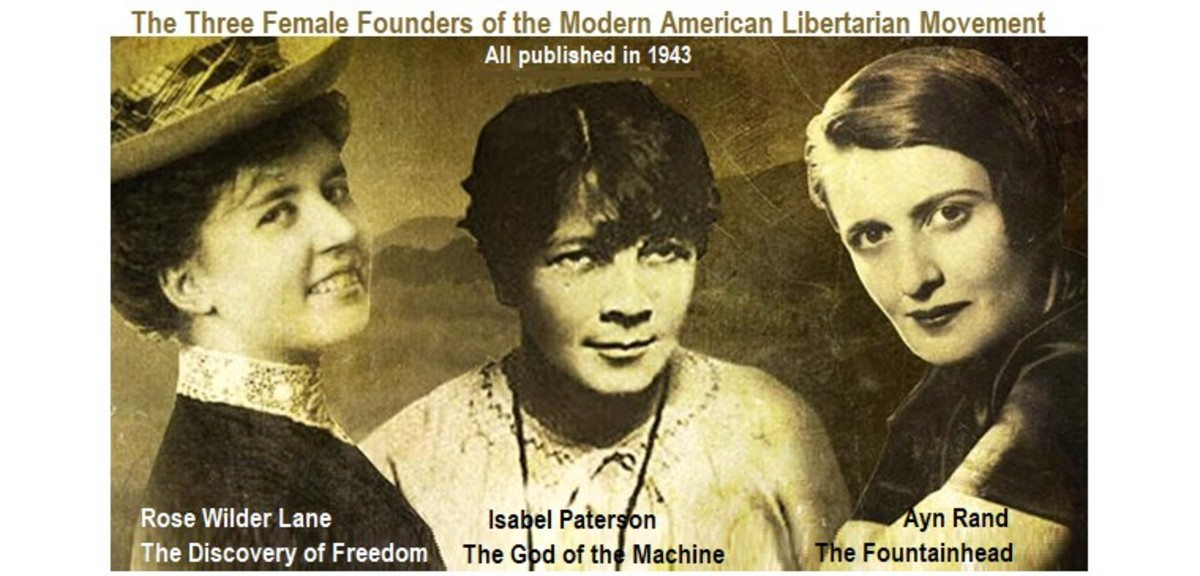 Where Are All the Libertarian Women? Right Where They've Always Been!