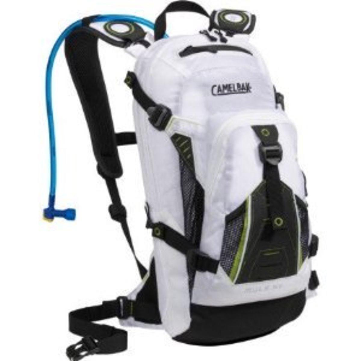 Camelbak M.U.L.E. NV 100 Oz Hydration Pack - White