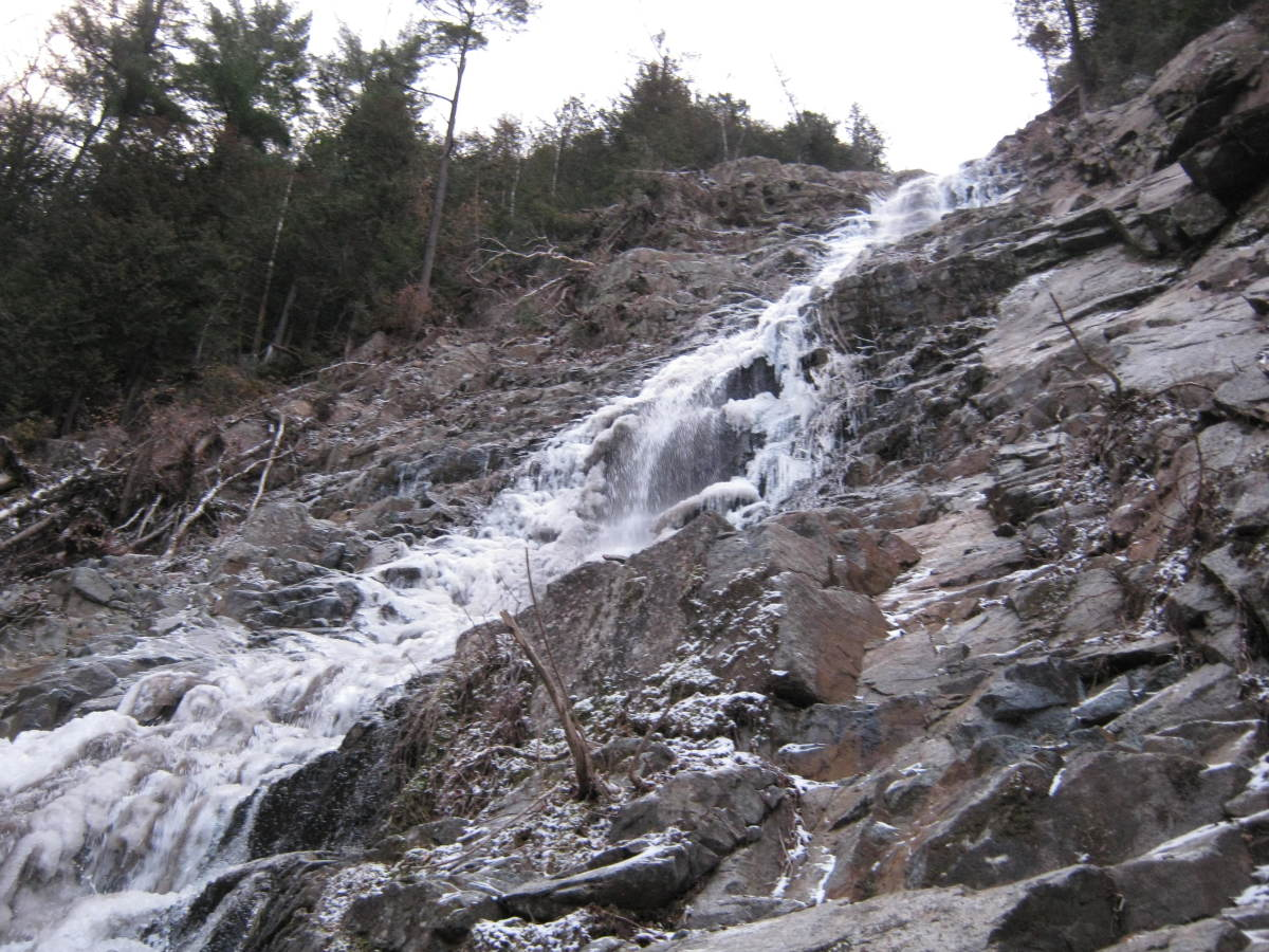 The Cascade is a spectacular site and a destination in its own right.