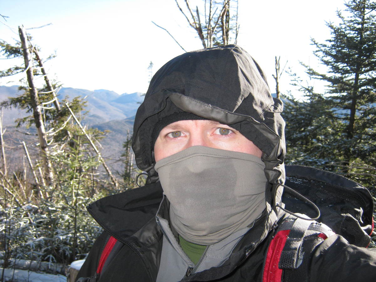 Always carry extra layers for rapid alpine weather changes.