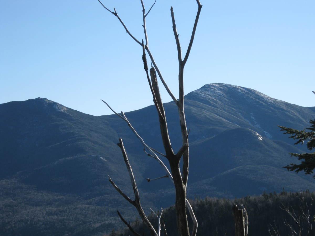 Adirondack view form Street mountain.