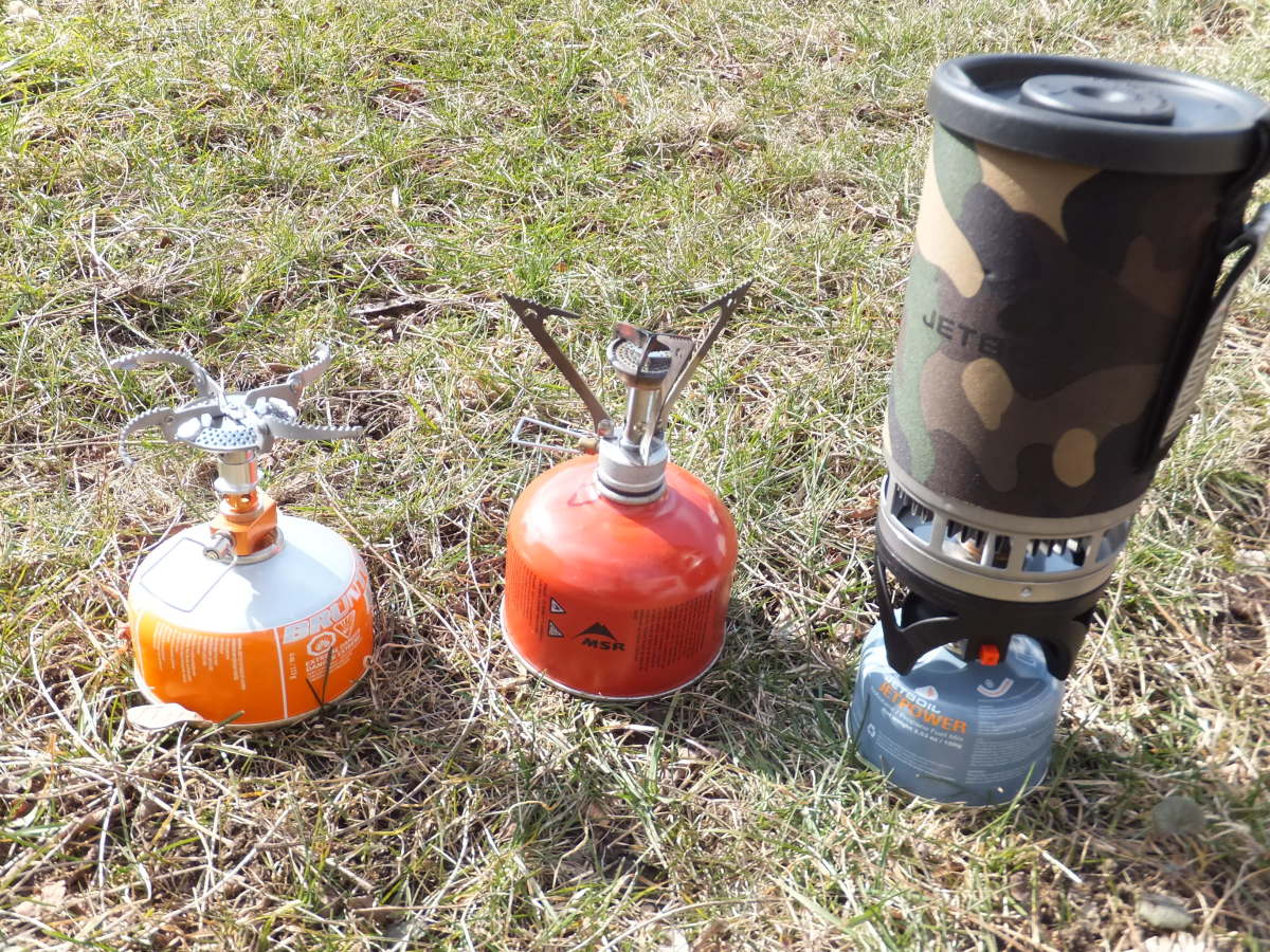 Types of backpacking stoves choosing the best stove for Propane stove left on overnight