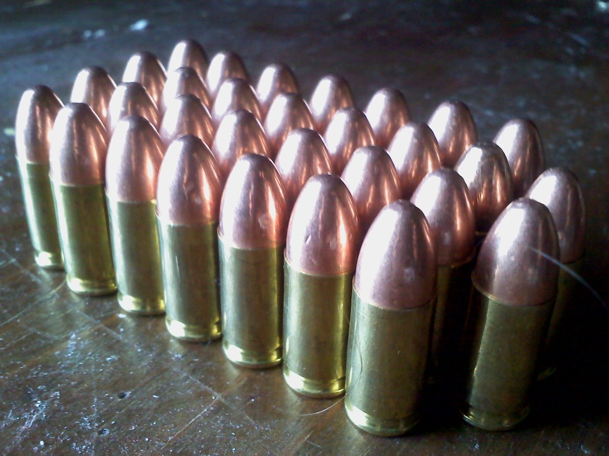Federal Ammunition Champion 115gr FMJ 9mm