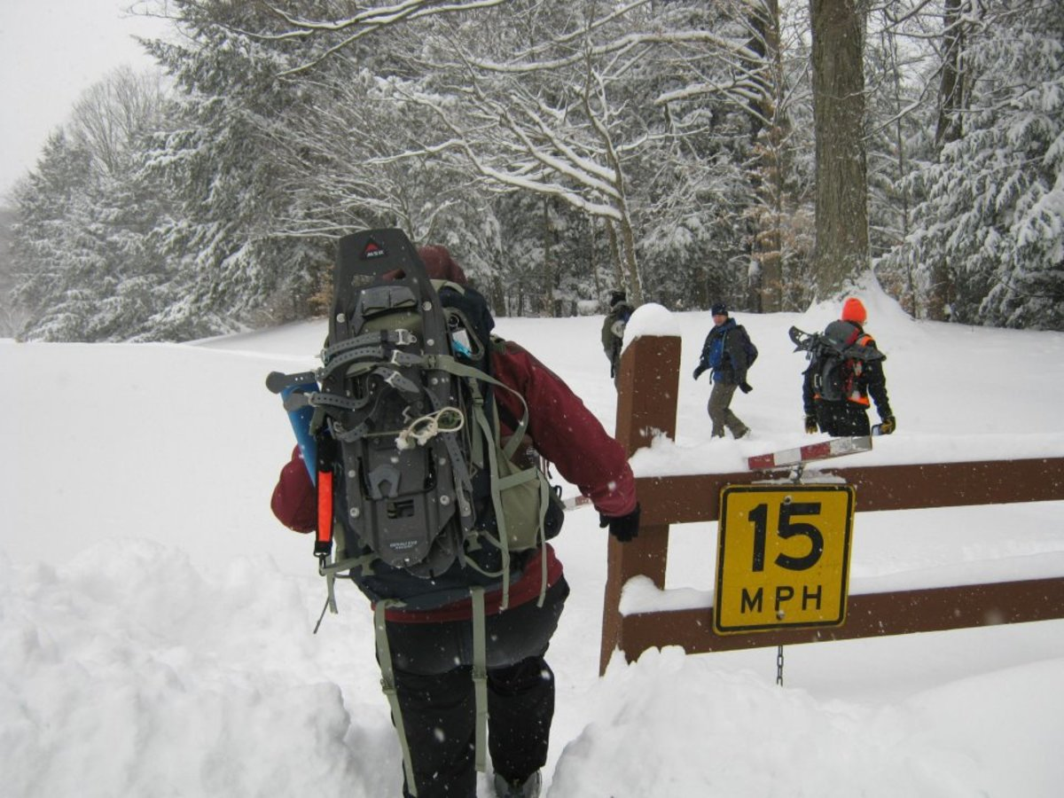 Hiking with a competent group can be a fun and safe experience.
