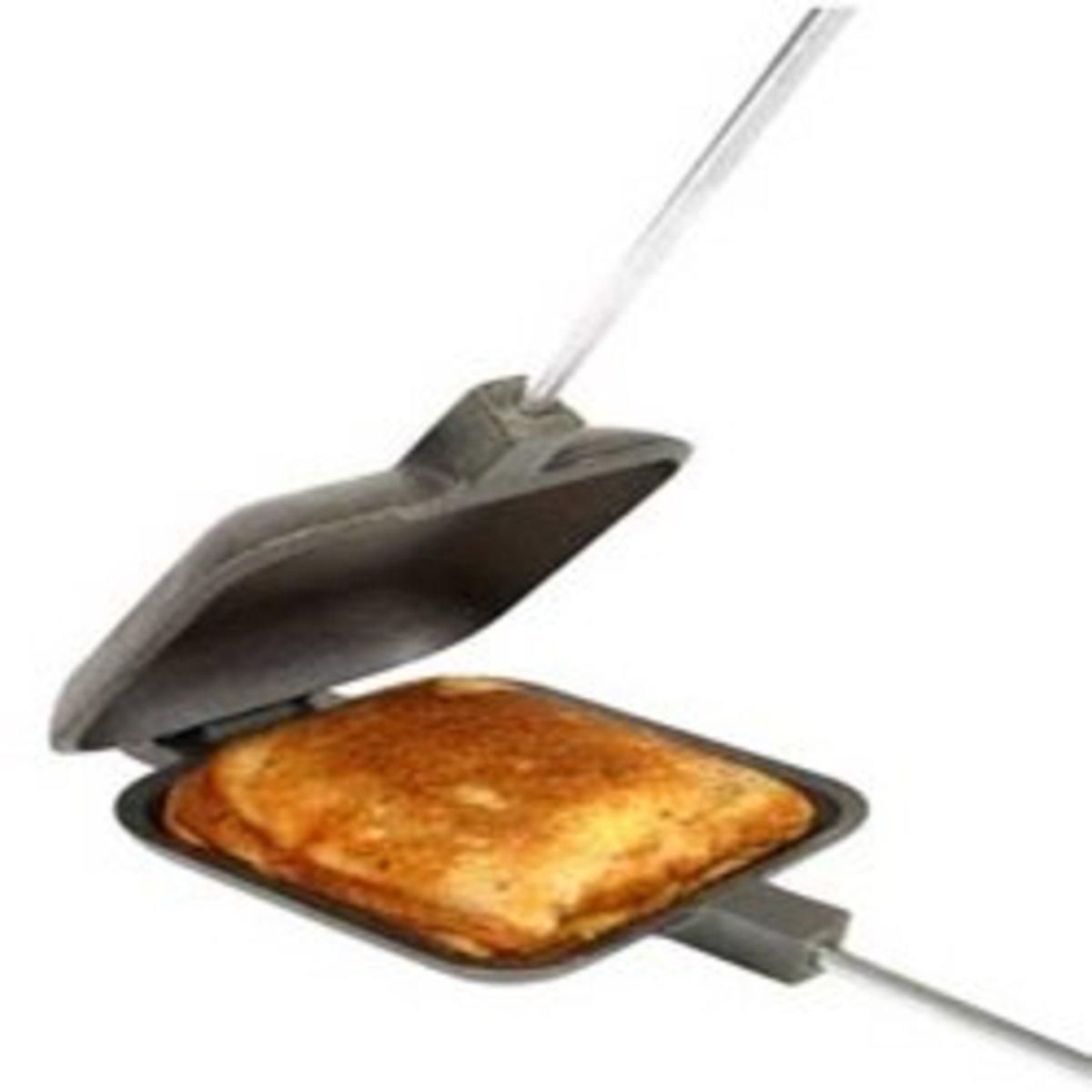 Pie iron