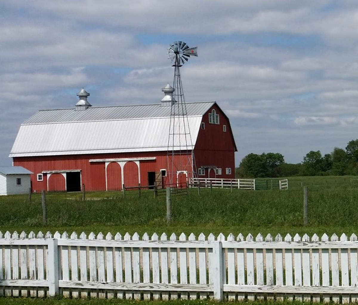 The Historic Prophetstown Farmstead