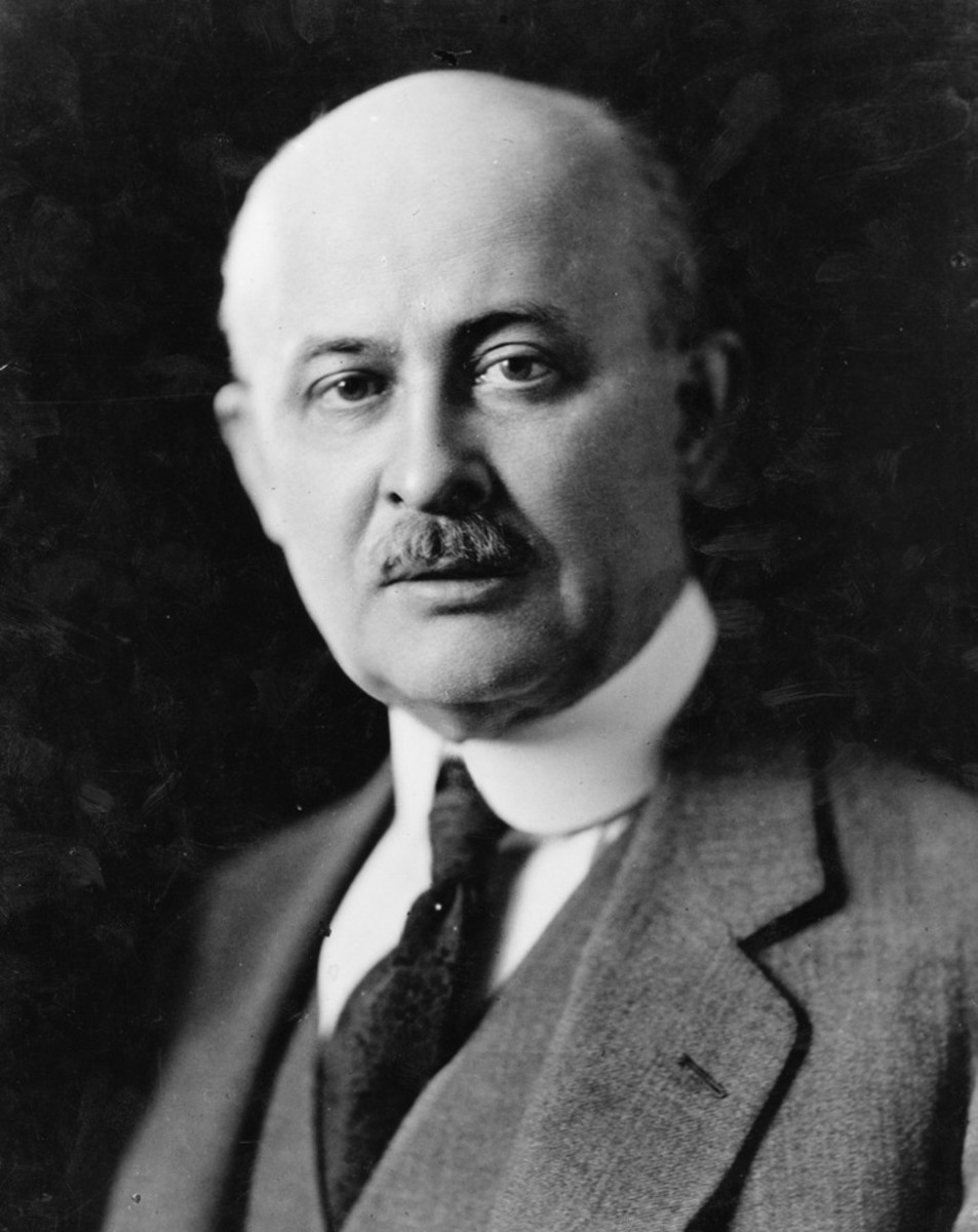 Colonel Richard Lieber was the father of the Indiana State Park system