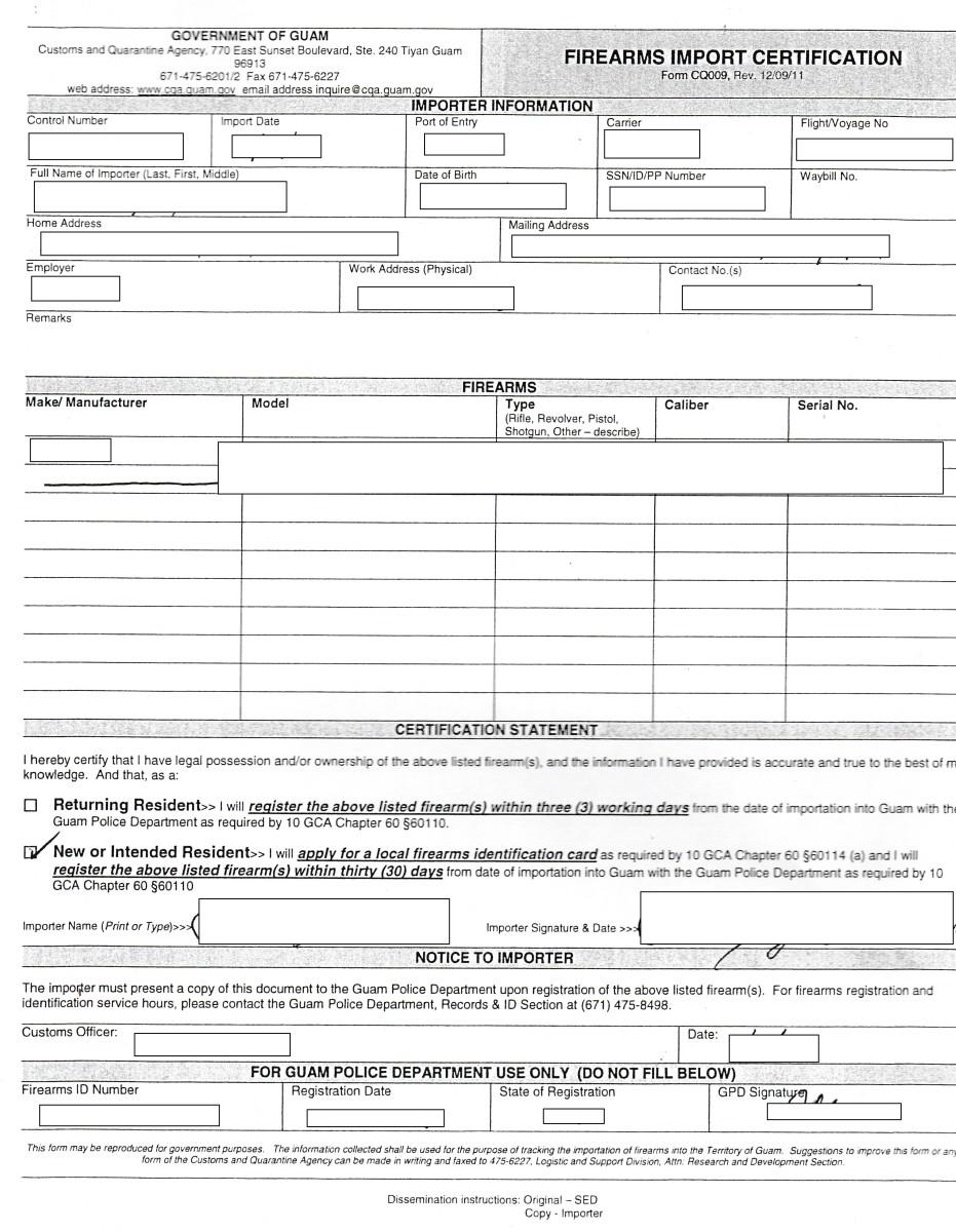 how-to-register-your-firearm-gun-in-guam
