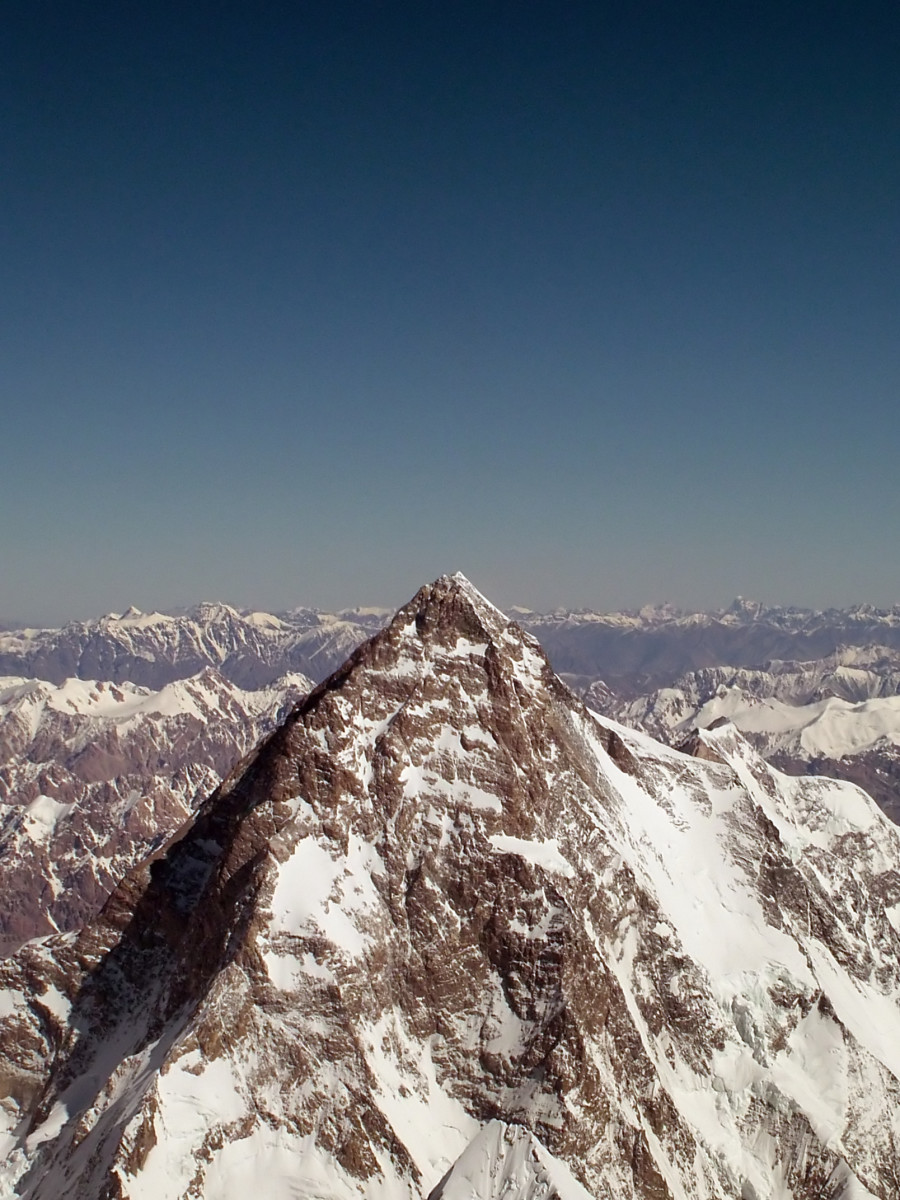 The West Face of K2