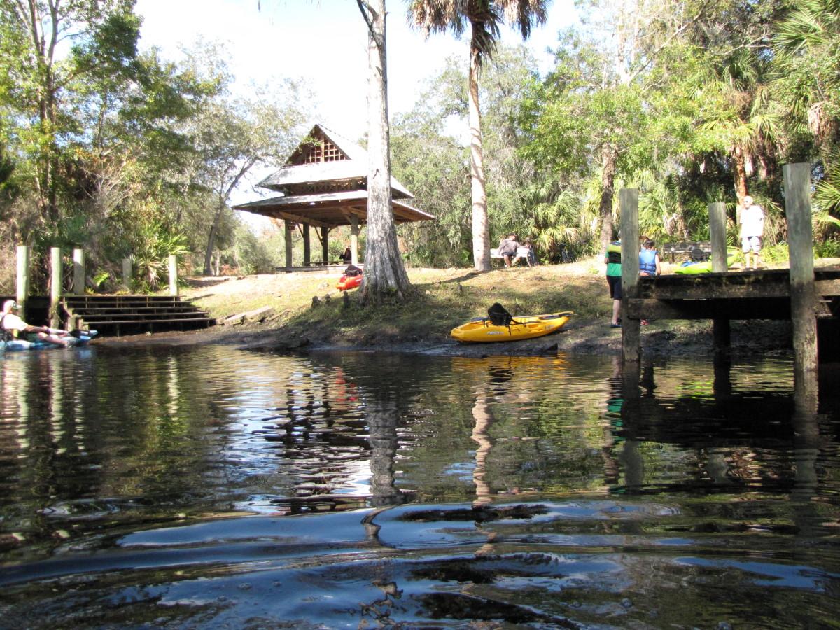 James E. Grey Preserve Kayak/Canoe Launch