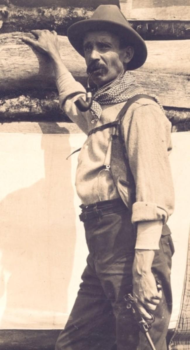Horace Kephart circa 1906