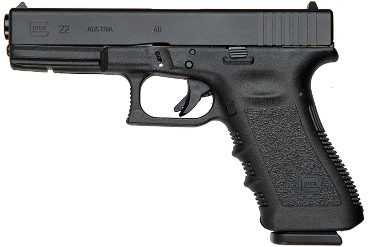 Glock 22, .40 Caliber