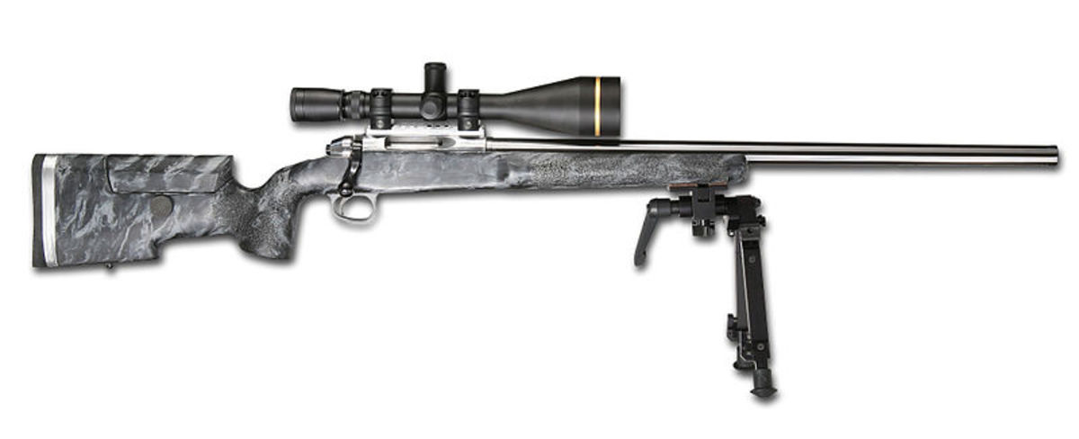 A Purpose Built Long Range Rifle