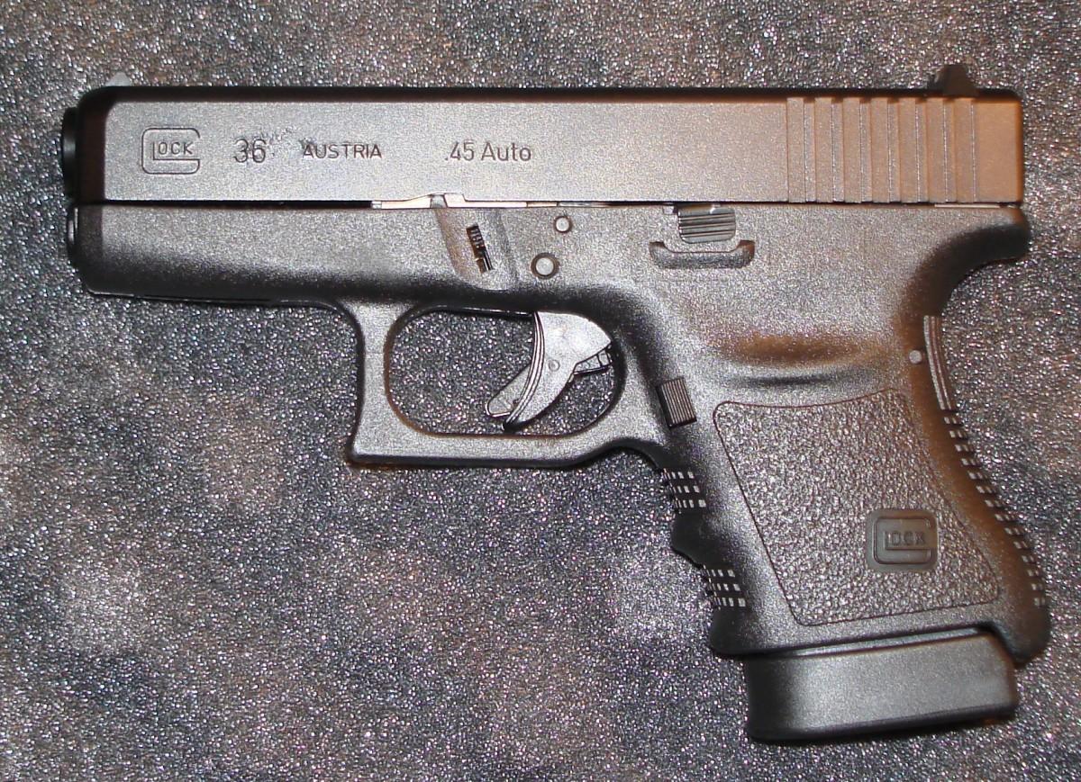 Glock G36 Compact .45 ACP Pistol