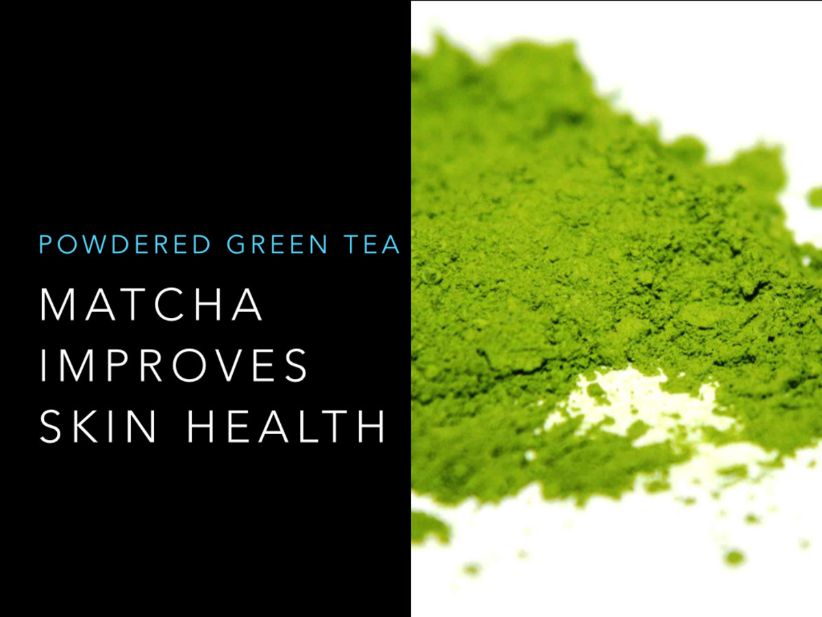 Skin Care from the inside out. The antioxidants and anti-inflammatory qualities of matcha have been proven to promote healthy and radiant skin.