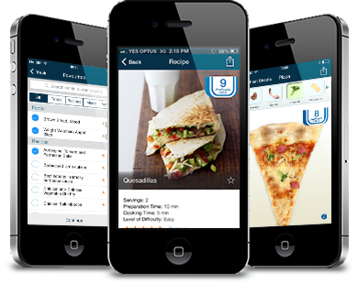 Weight Watchers Mobile App for Android and Iphone