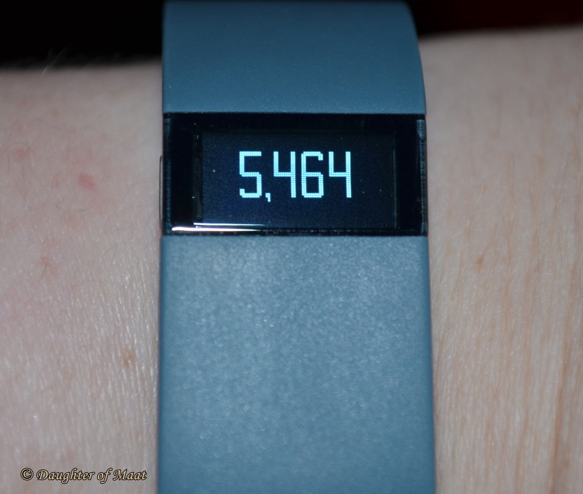 My Fitbit Force