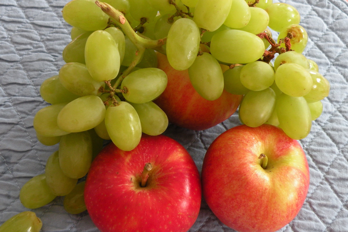 Pesticides used on fruit and vegetable crops can affect our hormones and slow metabolism.