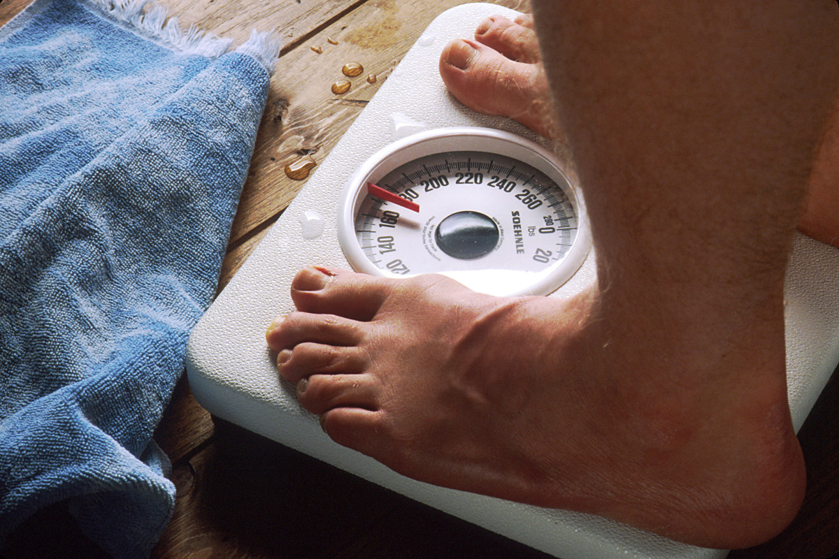 There are many factors that determine your whether your weight is healthy, not just the number on the scale.